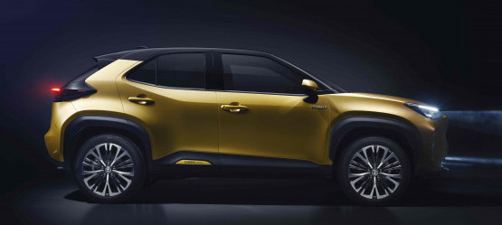 The Yaris Cross: Toyota's Newest Hybrid SUV Arrives in Ireland in October